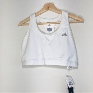 NWT Adidas Women's TechFit Medium Support Bra